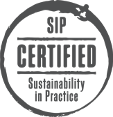 Logo for Sustainability in Practice.